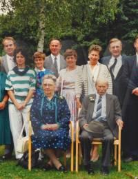 Fam Koopmans 65 j Huwelijk